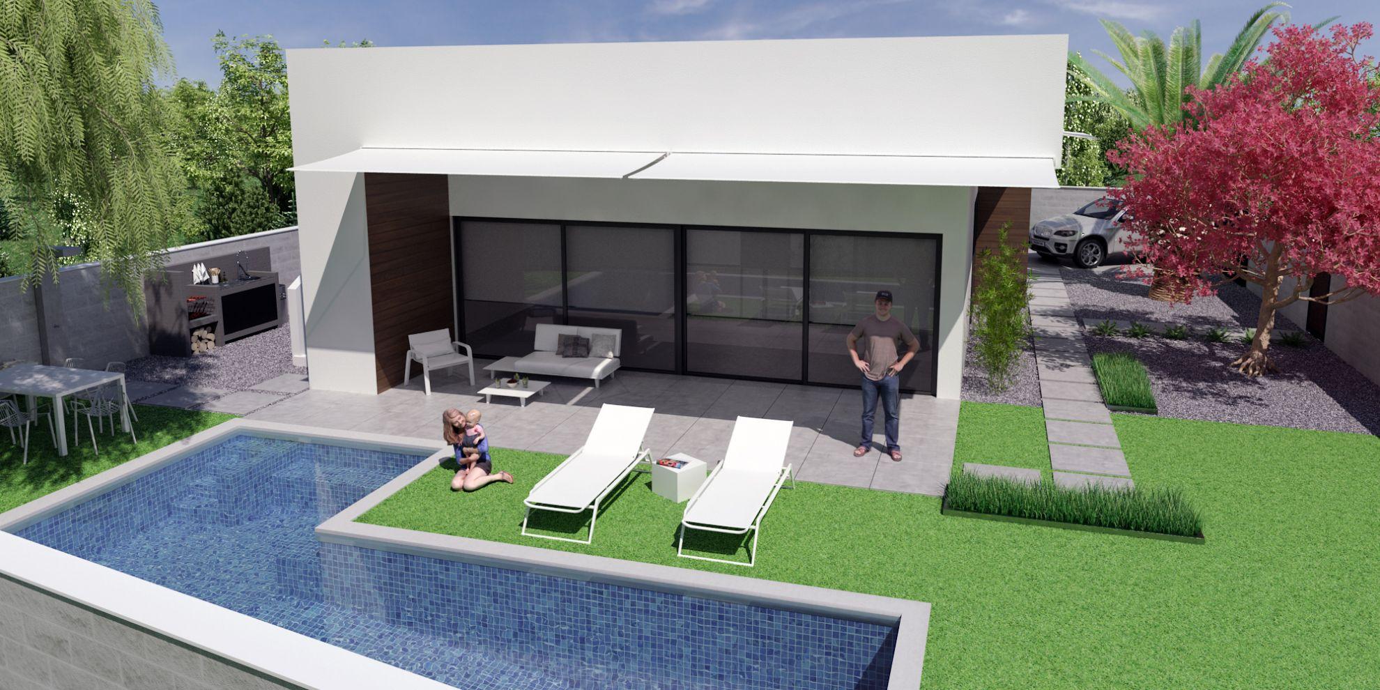 Villa in San Fulgencio 1