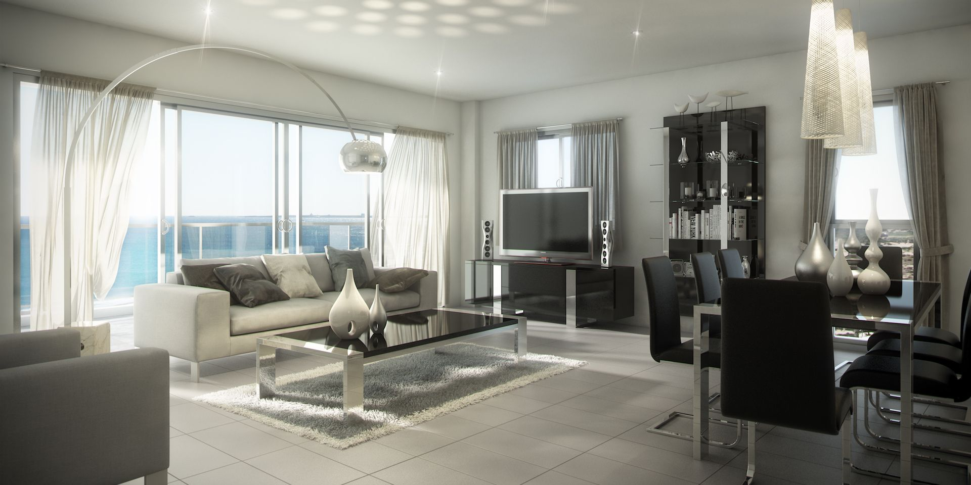 Flats and penthouses of 2, 3 and 4 bedrooms a few meters from the sea in Arenales del Sol. 19