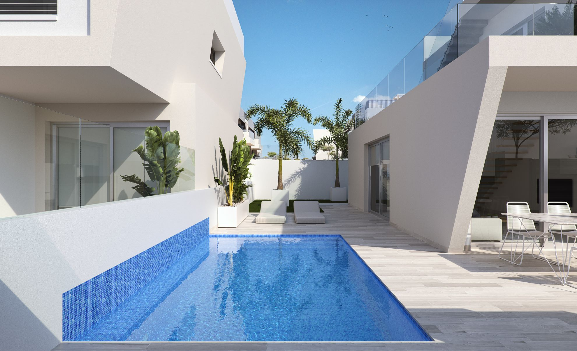 3 bedroom villa with private pool 5