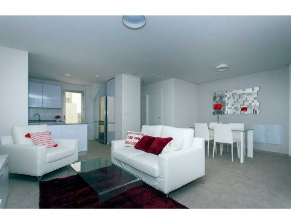 Apartment with 2 or 3 bedrooms and 2 bathrooms with garden, Aguas Nuevas. 4