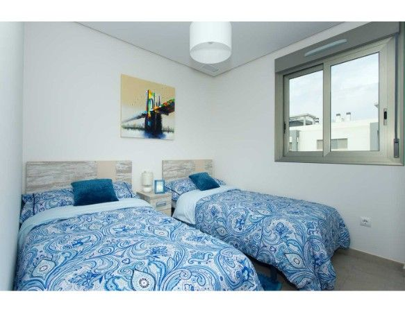 Apartment with 2 bedrooms and 2 bathrooms with solarium, Aguas Nuevas. 22
