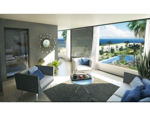 3 bedroom sea front apartments in Punta Prima 4
