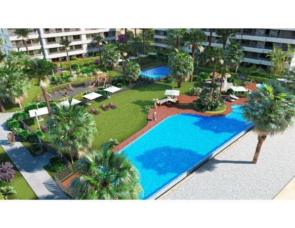 3 bedroom sea front apartments in Punta Prima 11