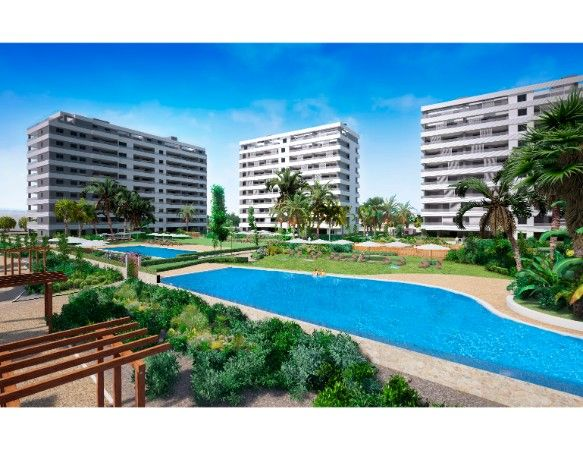 3 bedroom sea front apartments in Punta Prima 13
