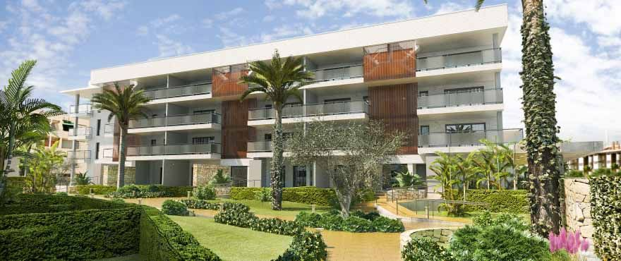 4 and 3 bedroom apartments with terrace nexto Arenal beach in Jávea 2