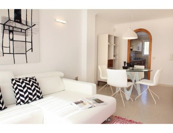2 or 3 bedrooms apartments with terrace and garden in Benitachell 4