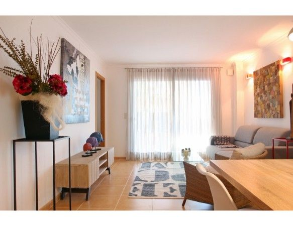 2 or 3 bedrooms apartments with terrace and garden in Benitachell 5