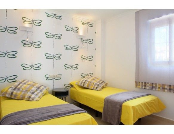 2 or 3 bedrooms apartments with terrace and garden in Benitachell 17