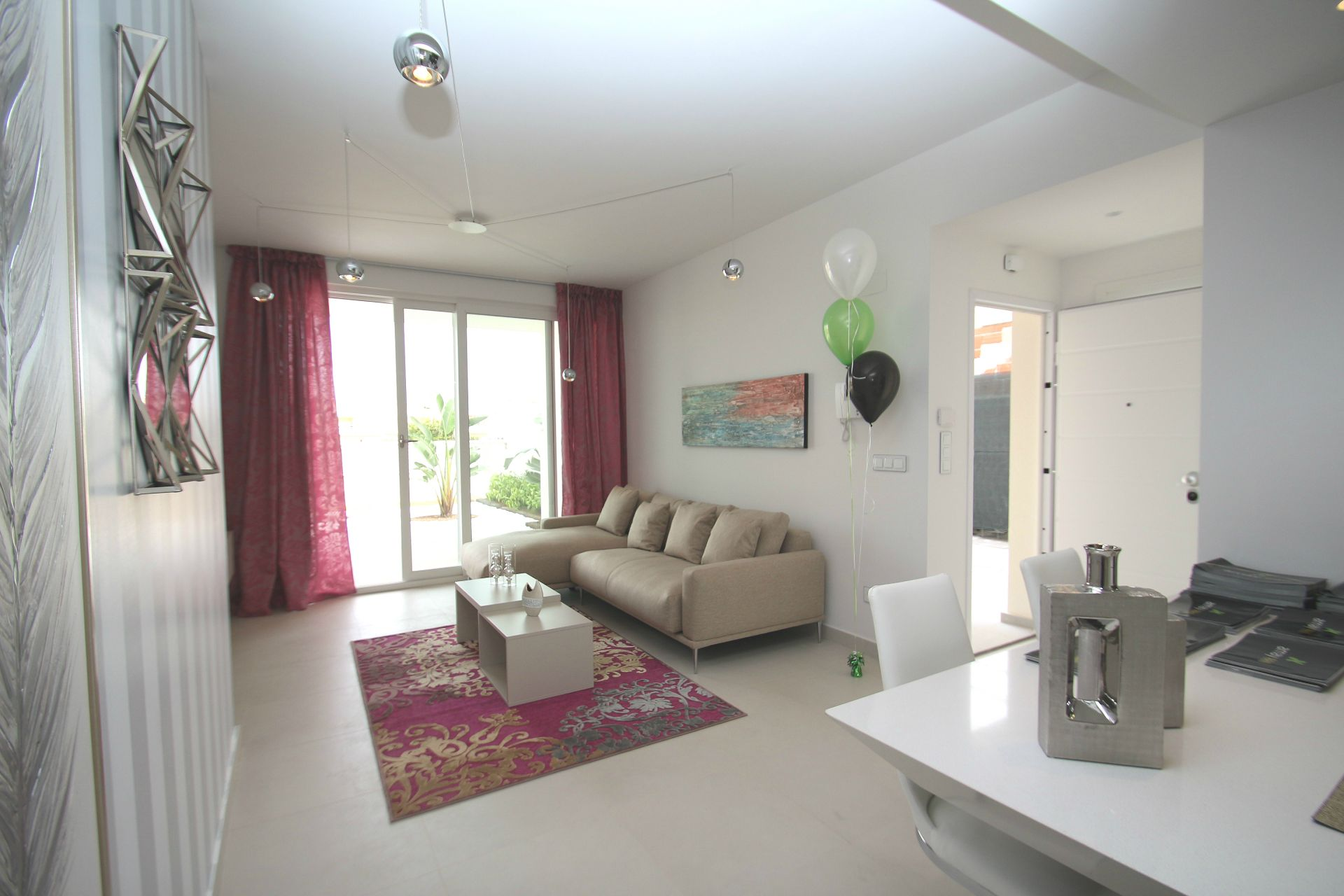 3 bedroom modern bungalows with garden or solarium in Torrevieja 16