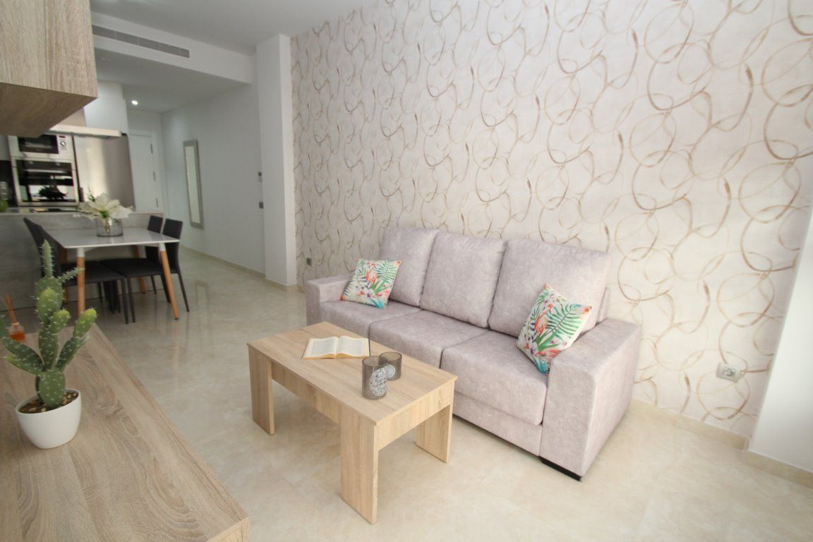 1 bedroom aparment in complex with pool 17
