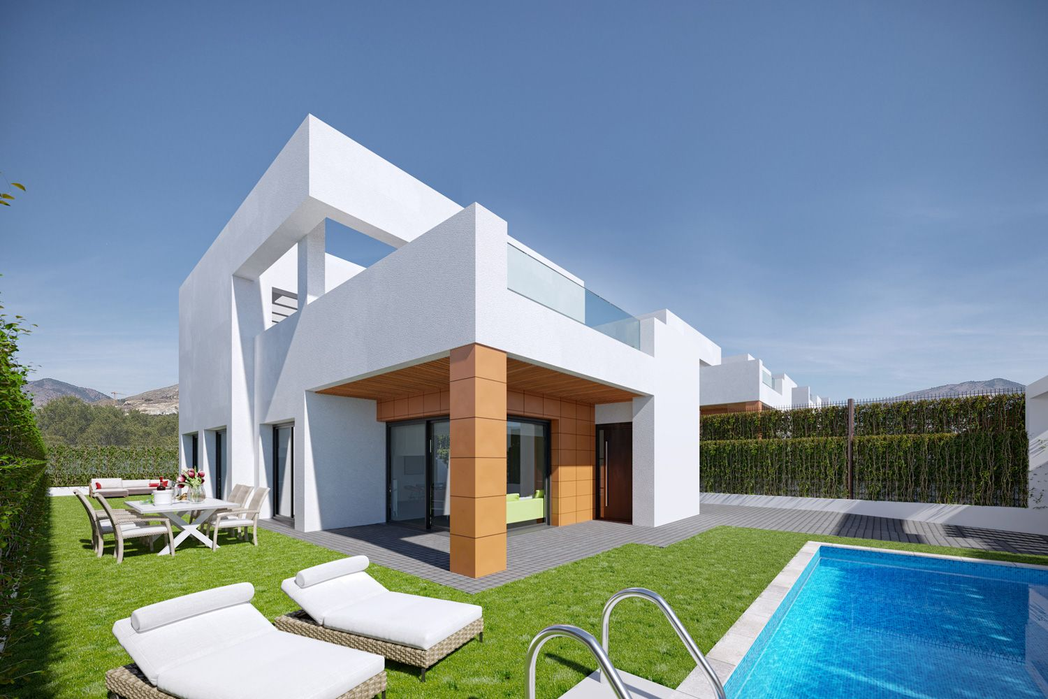 Villas unifamiliares en Finestrat 9