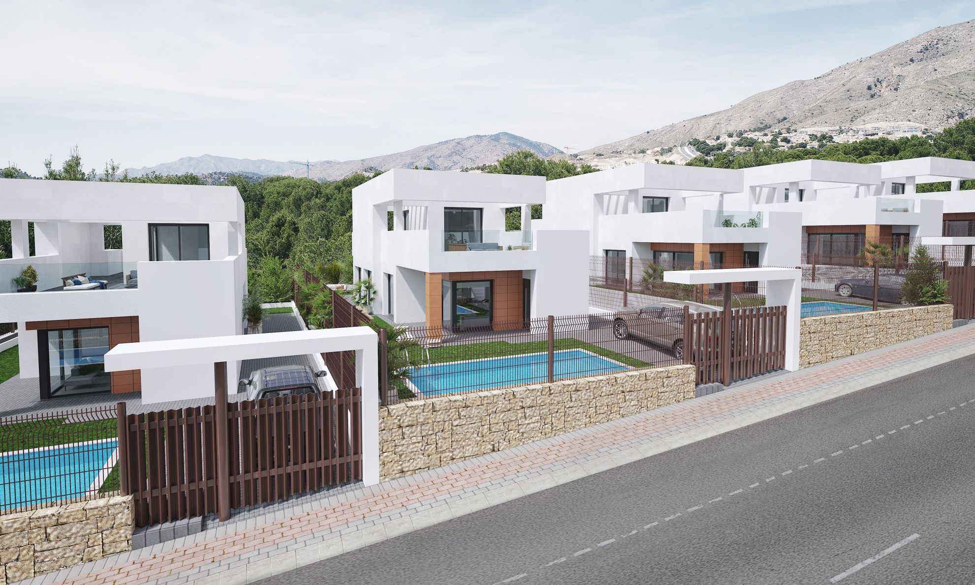 Villas unifamiliares en Finestrat 8