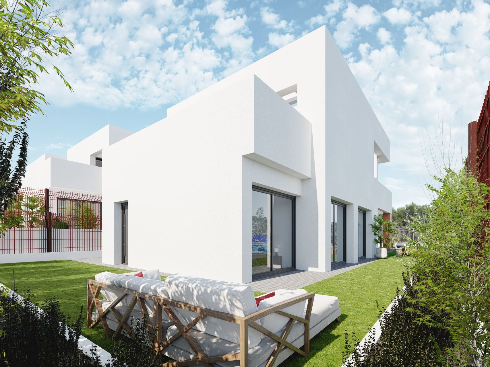 Villas unifamiliares en Finestrat 2