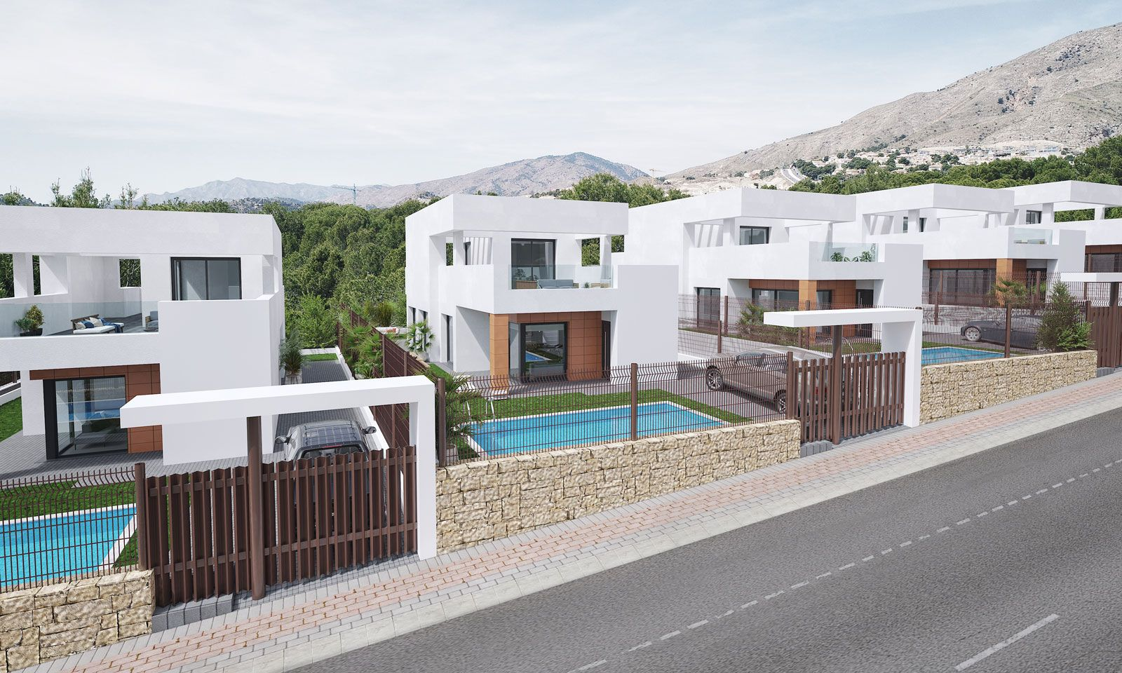Villas unifamiliares en Finestrat 16