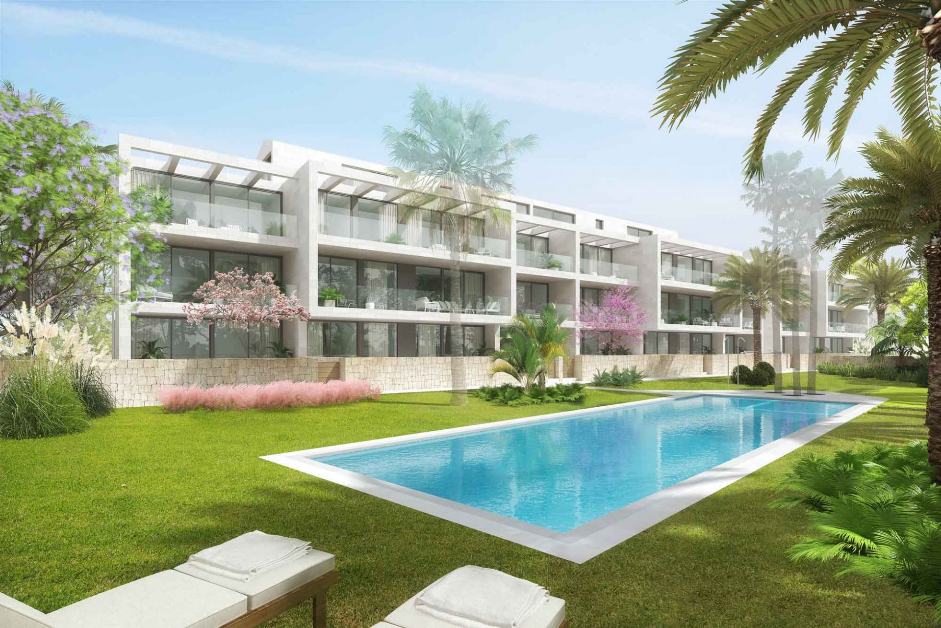 27 apartments next to Jávea Marina 1