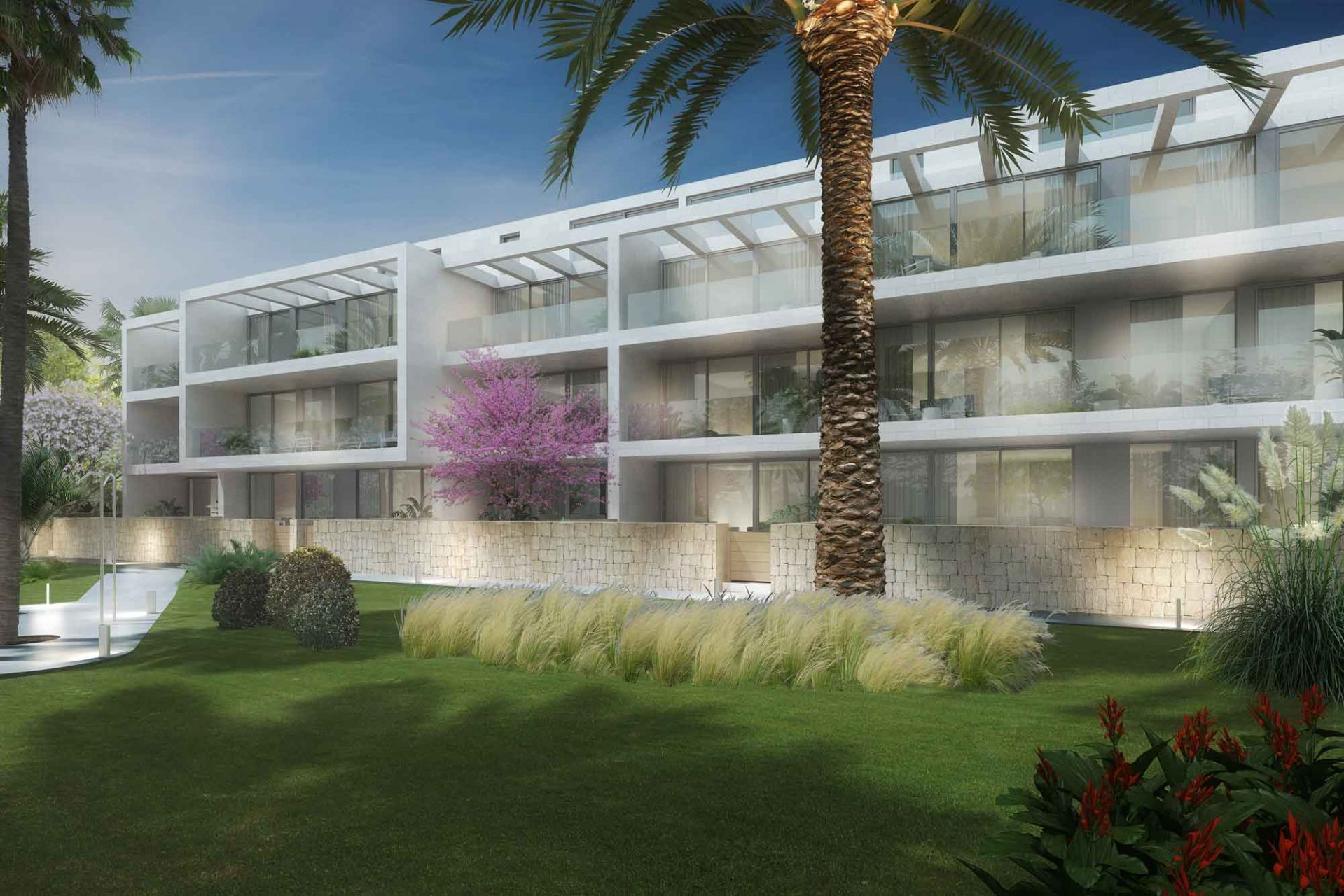 27 apartments next to Jávea Marina 2