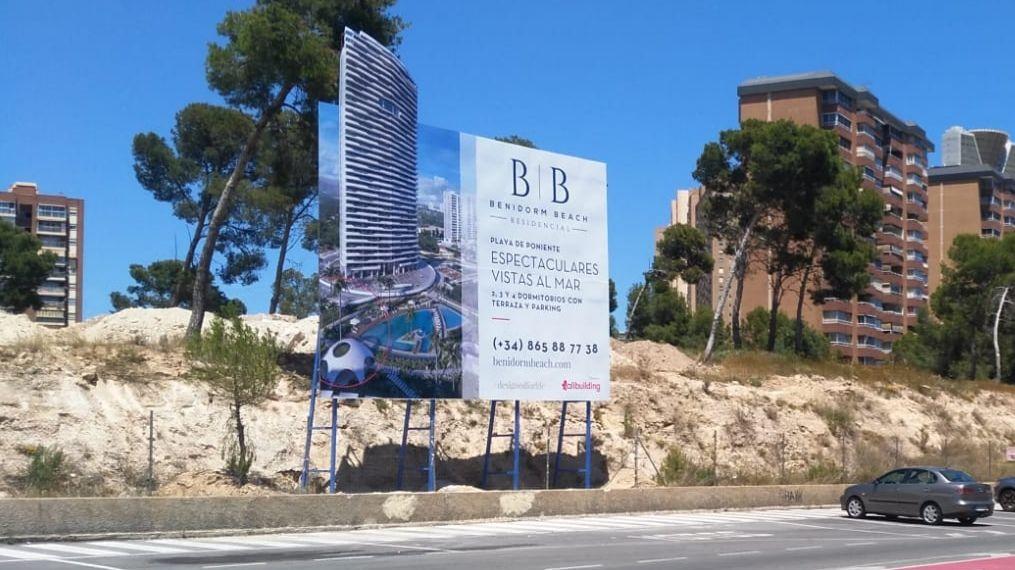 Benidorm Beach 14