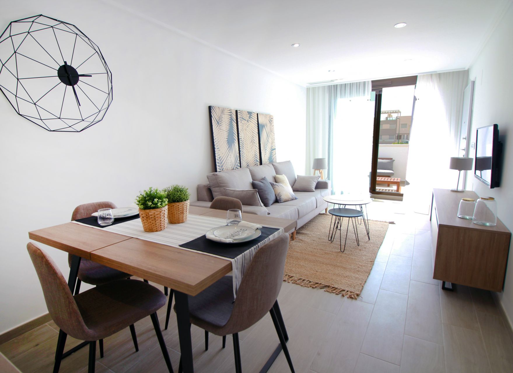 3 bedroom and 2 bathroom central groundfloor in Torre de la Horadada 27
