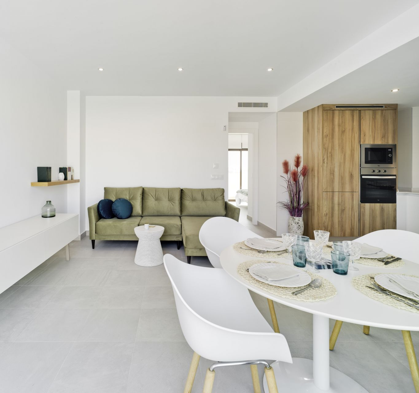Modern 2 and 3 bedroom apartments in the city center of Pilar de la Horadada 10