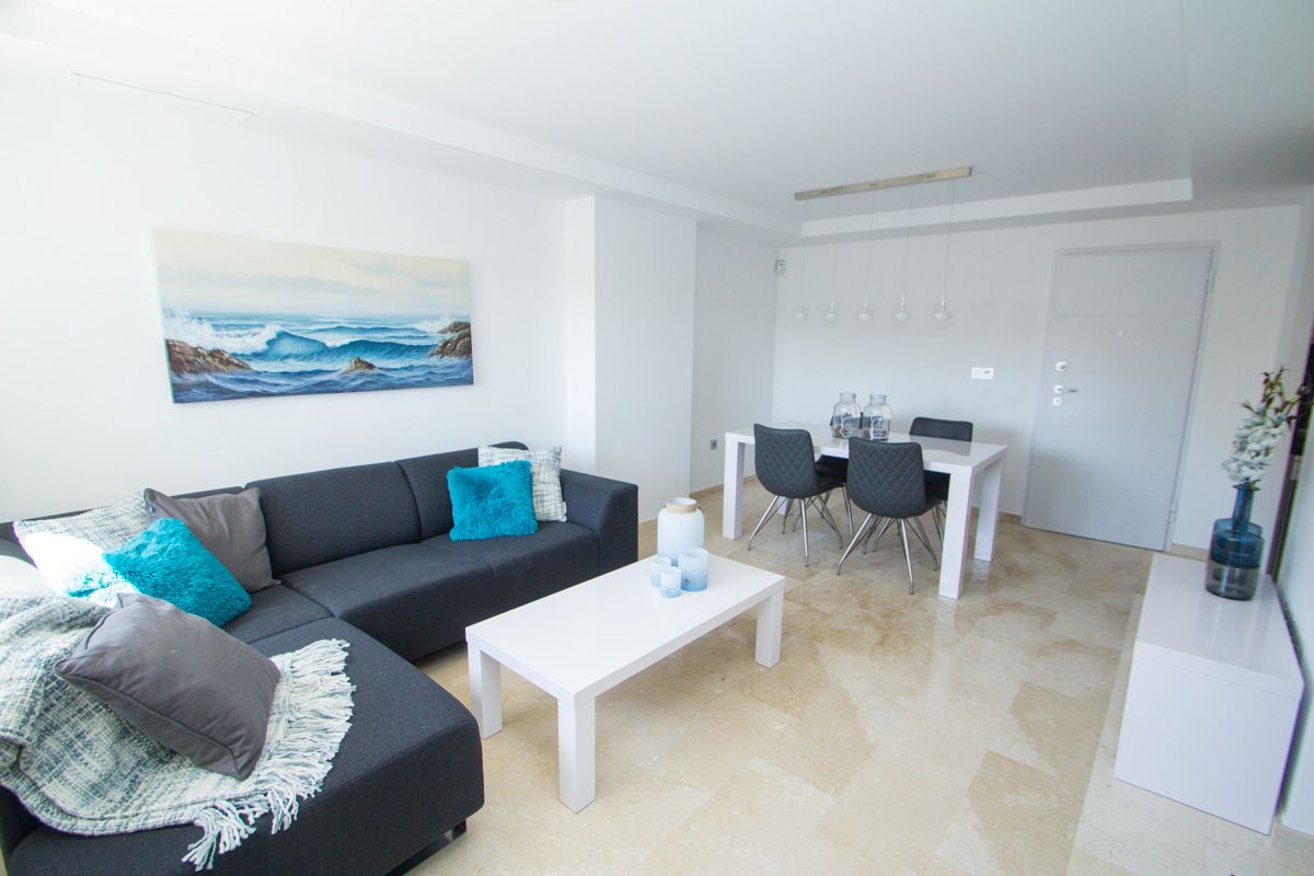 1, 2 and 3 bedrooms apartments in Orihuela 1