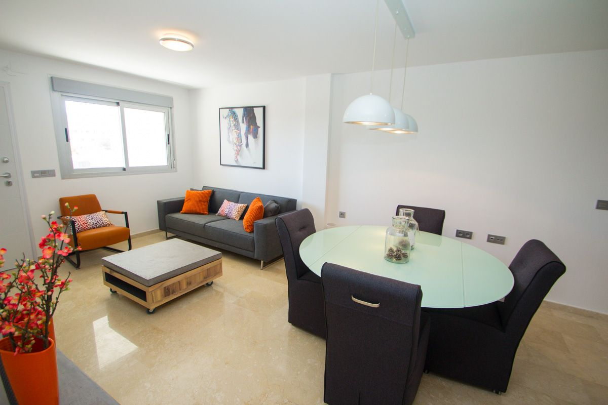 1, 2 or 3 bedrooms apartments in Orihuela 10