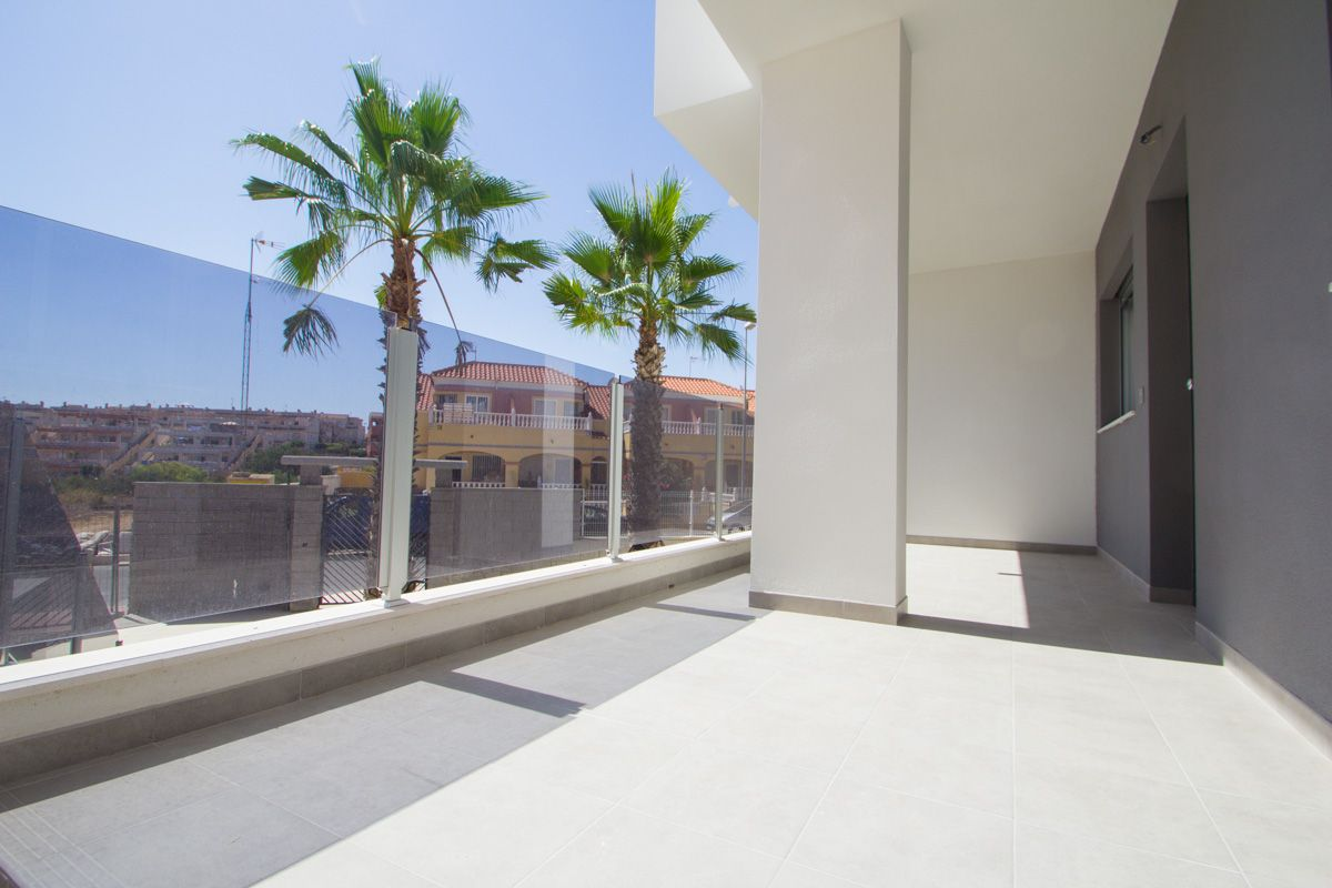 1, 2 or 3 bedrooms apartments in Orihuela 11