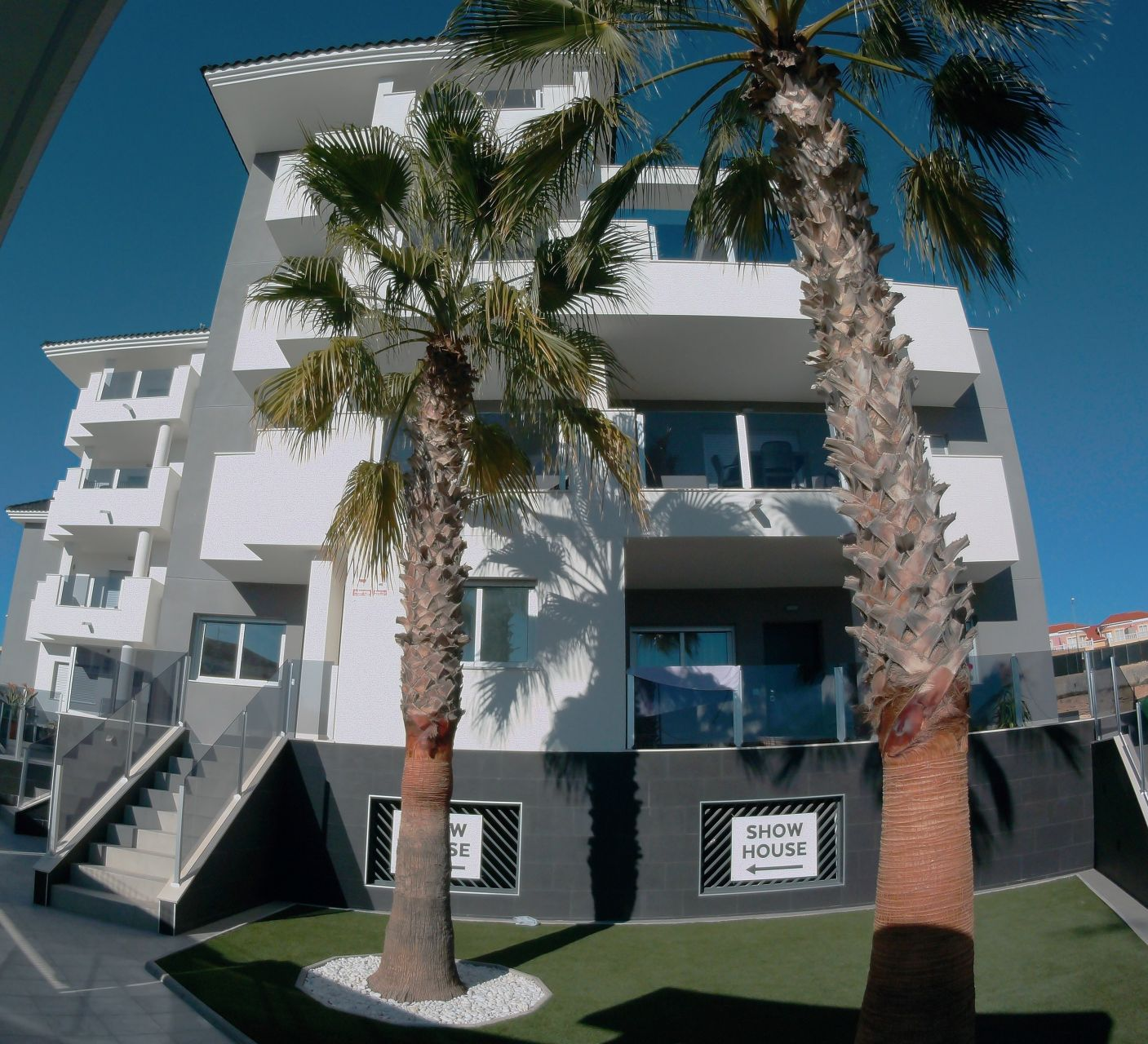 1, 2 or 3 bedrooms apartments in Orihuela 12