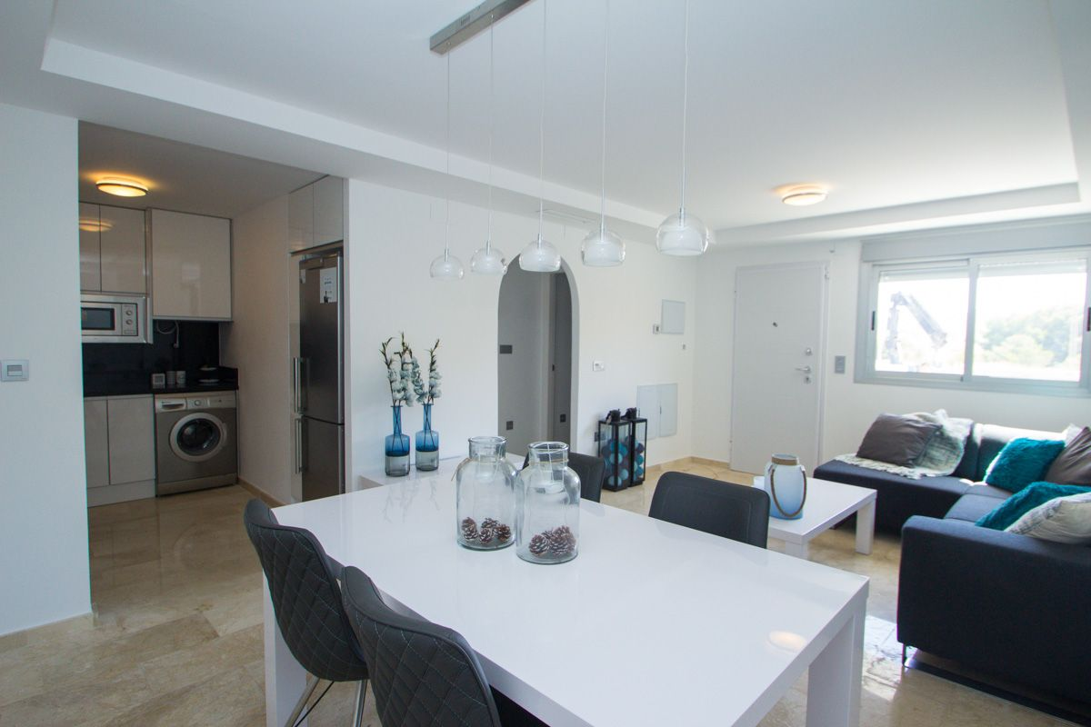 1, 2 and 3 bedrooms apartments in Orihuela 4