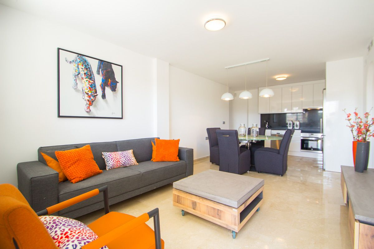 1, 2 or 3 bedrooms apartments in Orihuela 6