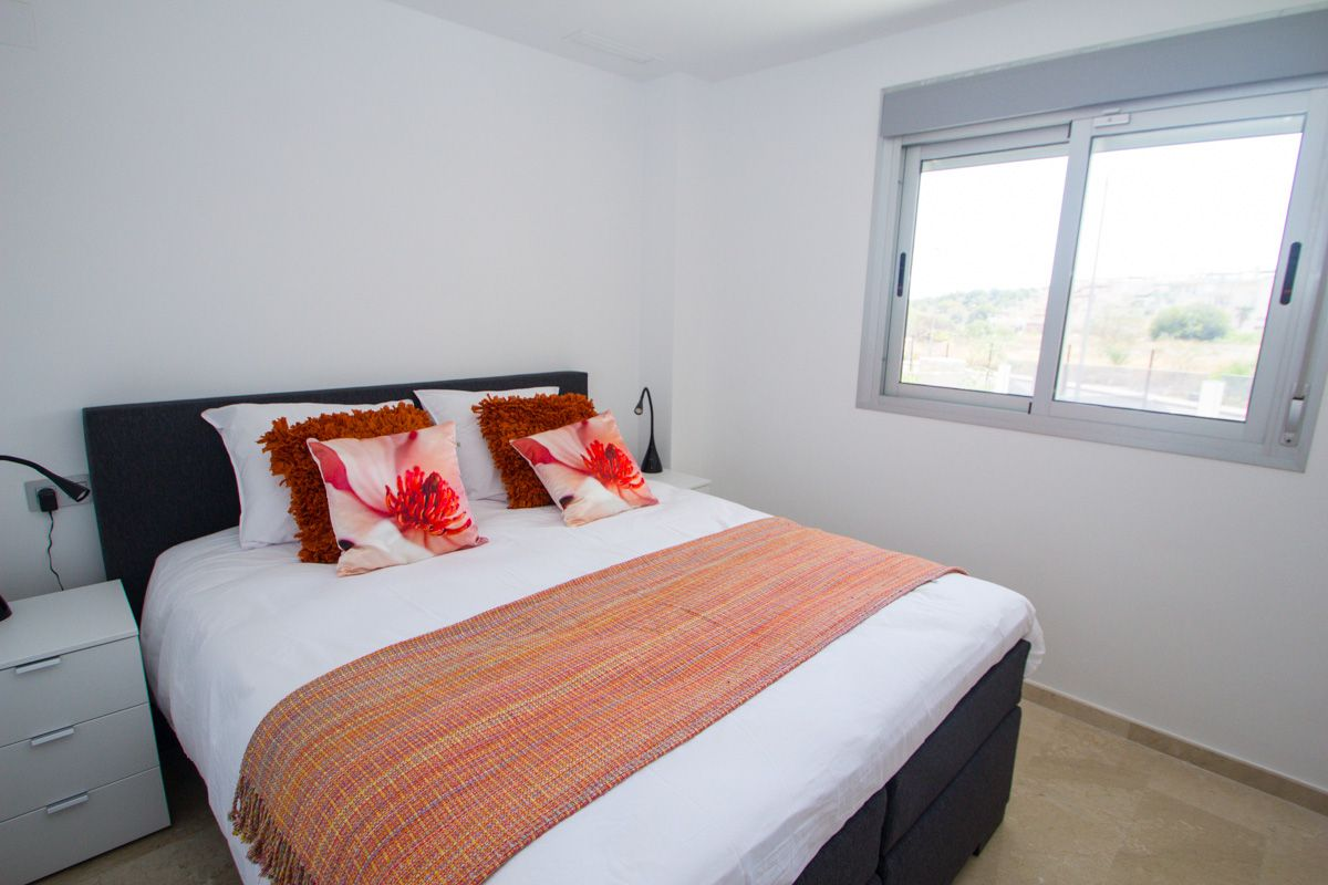 1, 2 or 3 bedrooms apartments in Orihuela 7