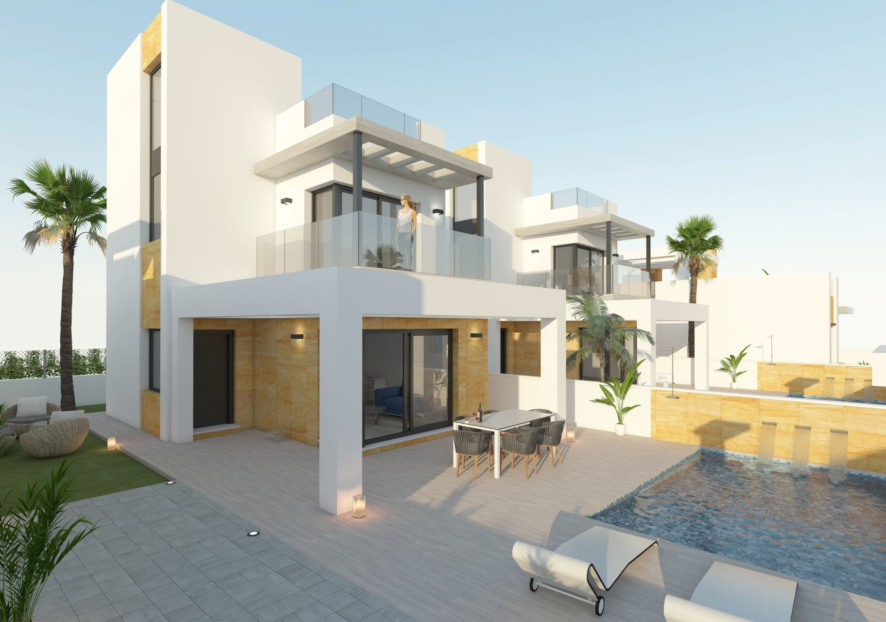 Villa with 3 bedrooms in Torrevieja 1