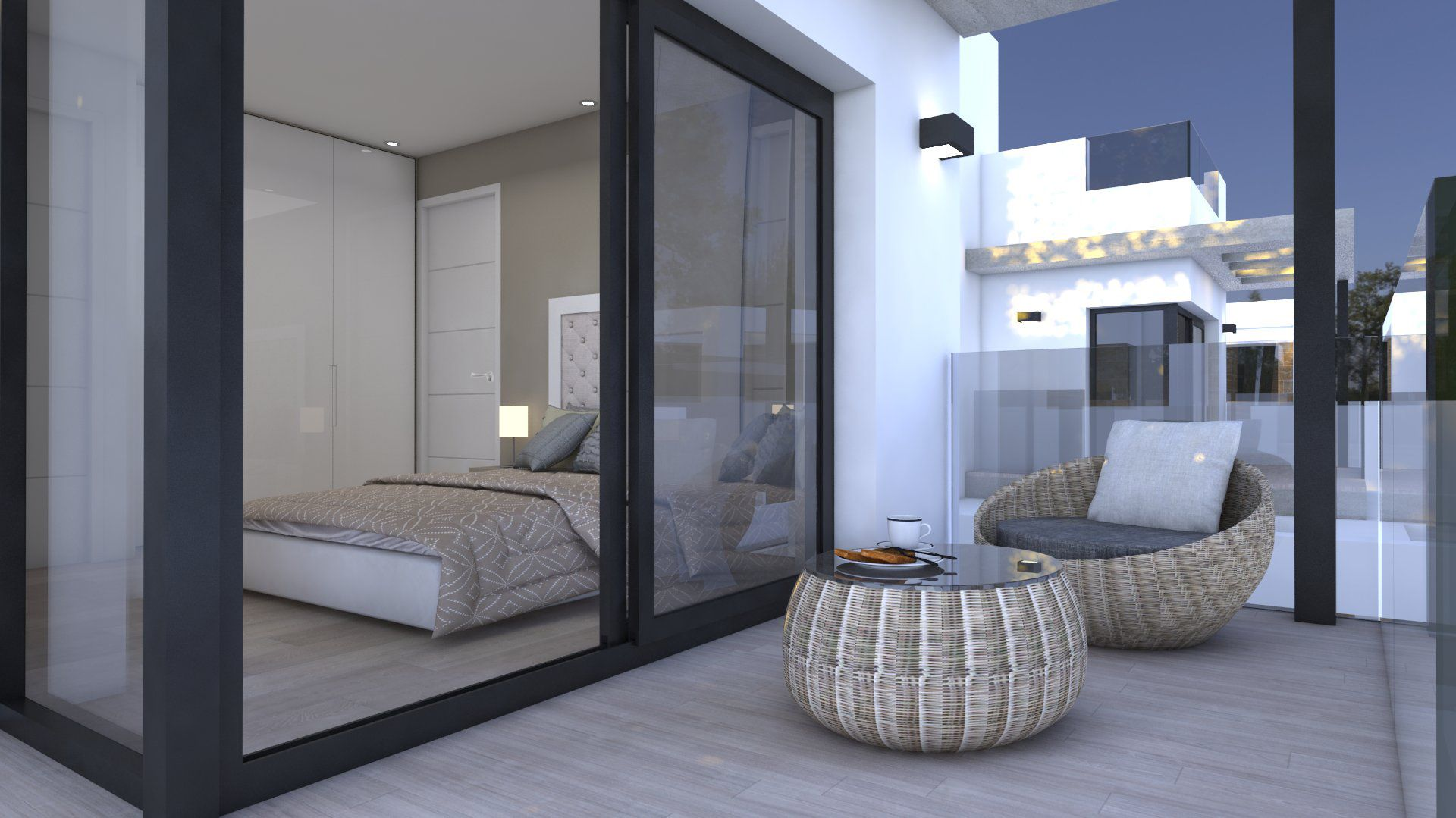 Exclusive villas of 1 or 2 floors in Torrevieja 3