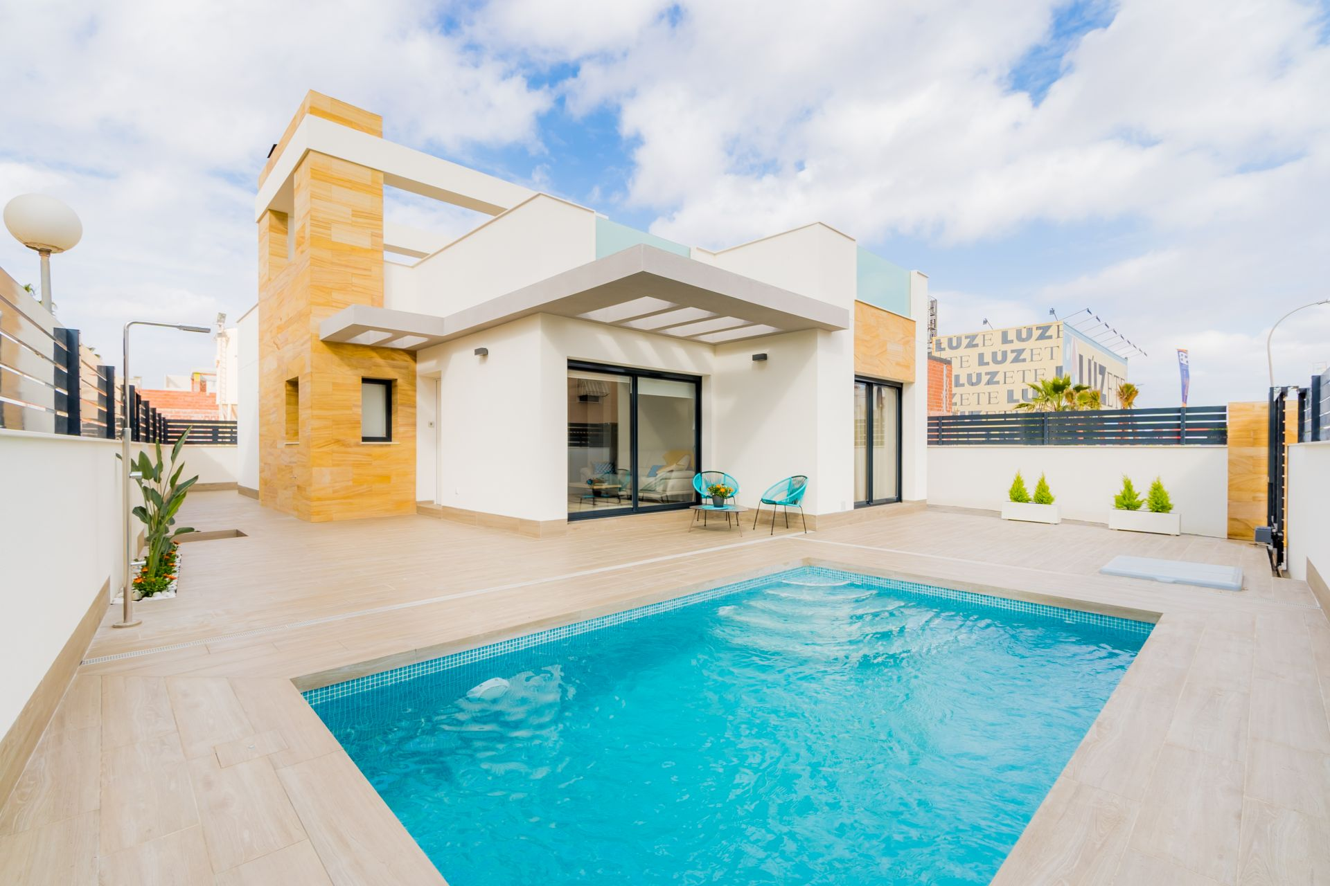 Villa with 3 bedrooms in Torrevieja 14