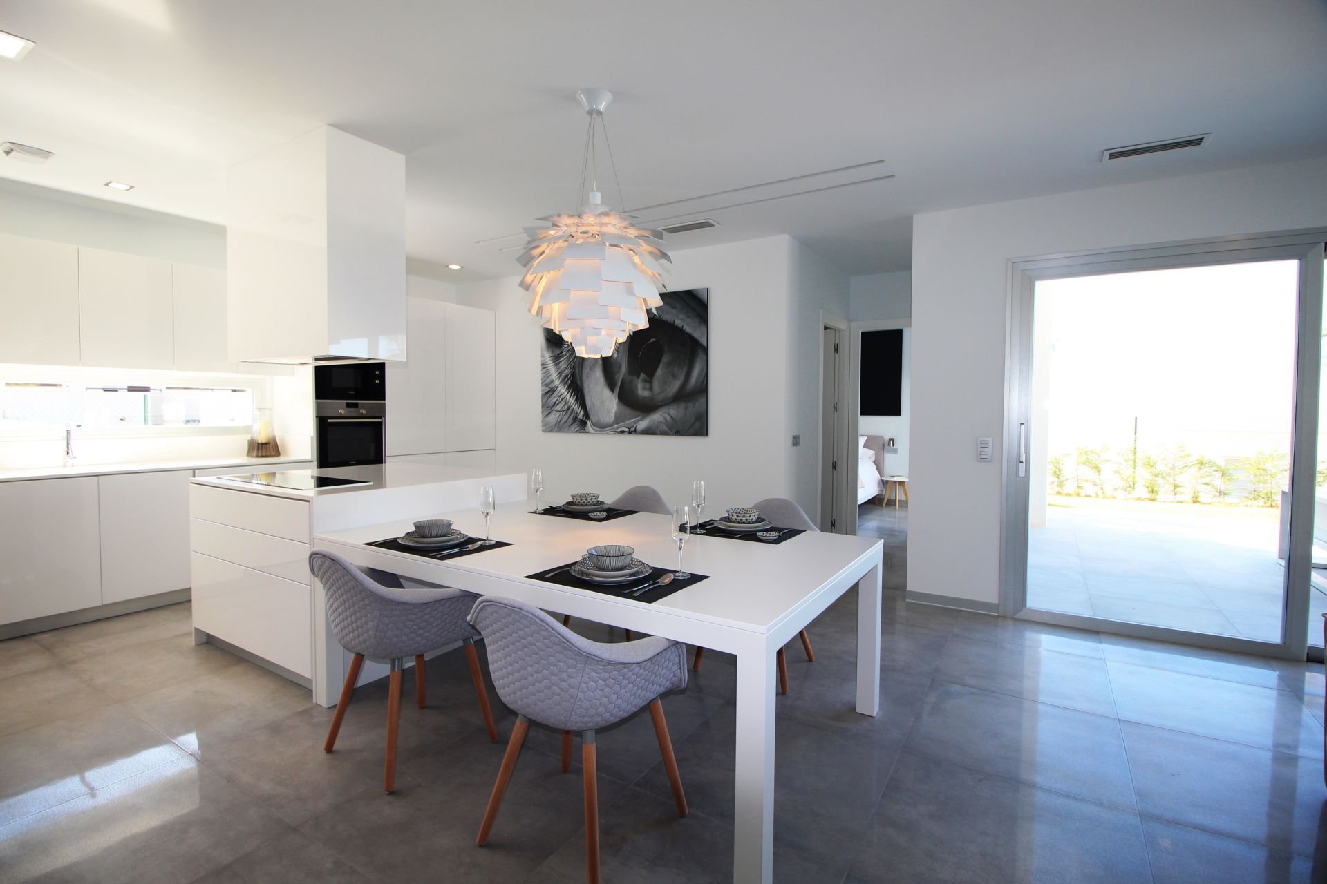 Exclusive villas with 3 bedrooms in Finestrat 7
