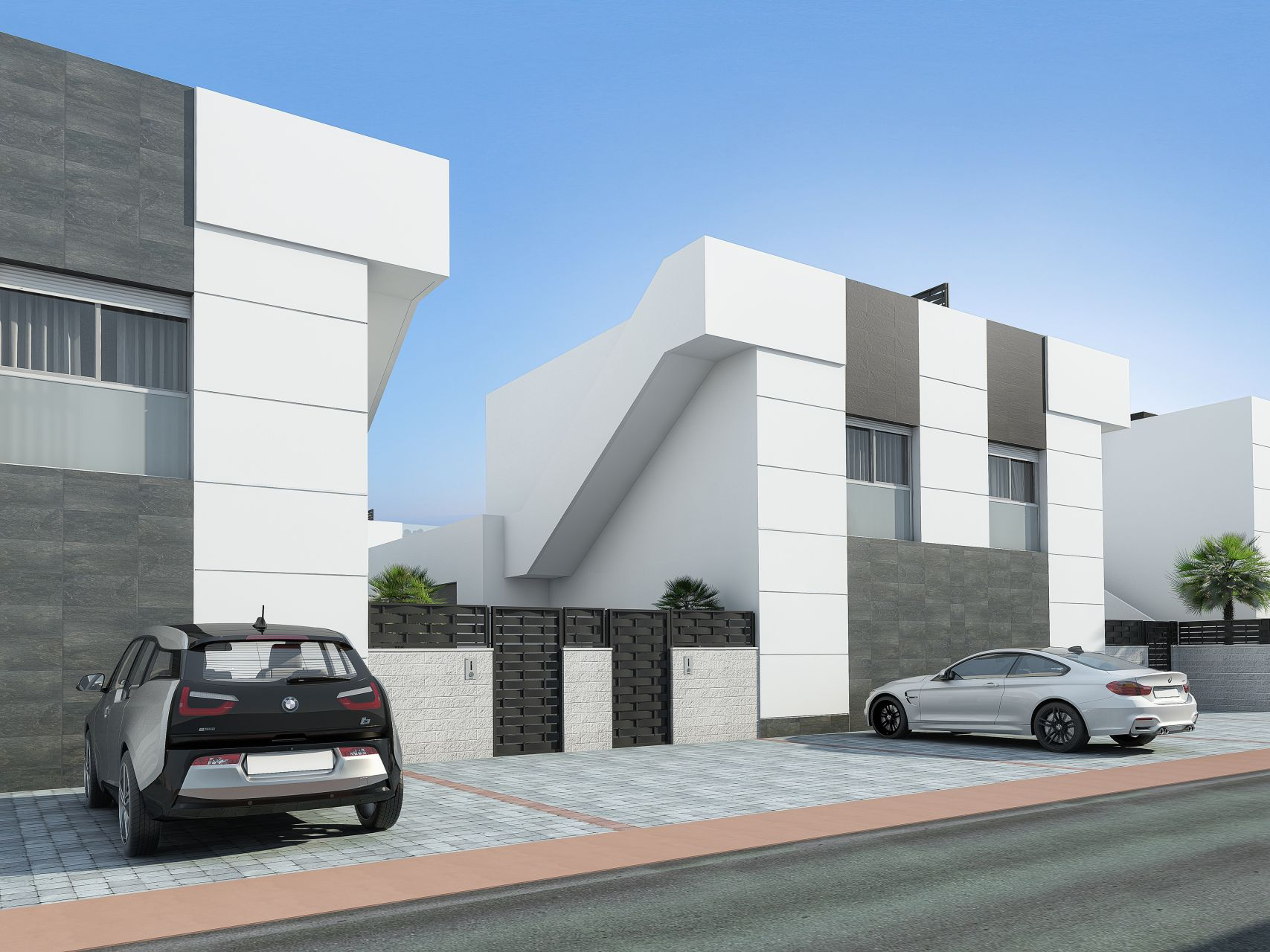 Apartments and villas luxury in Ciudad Quesada 3