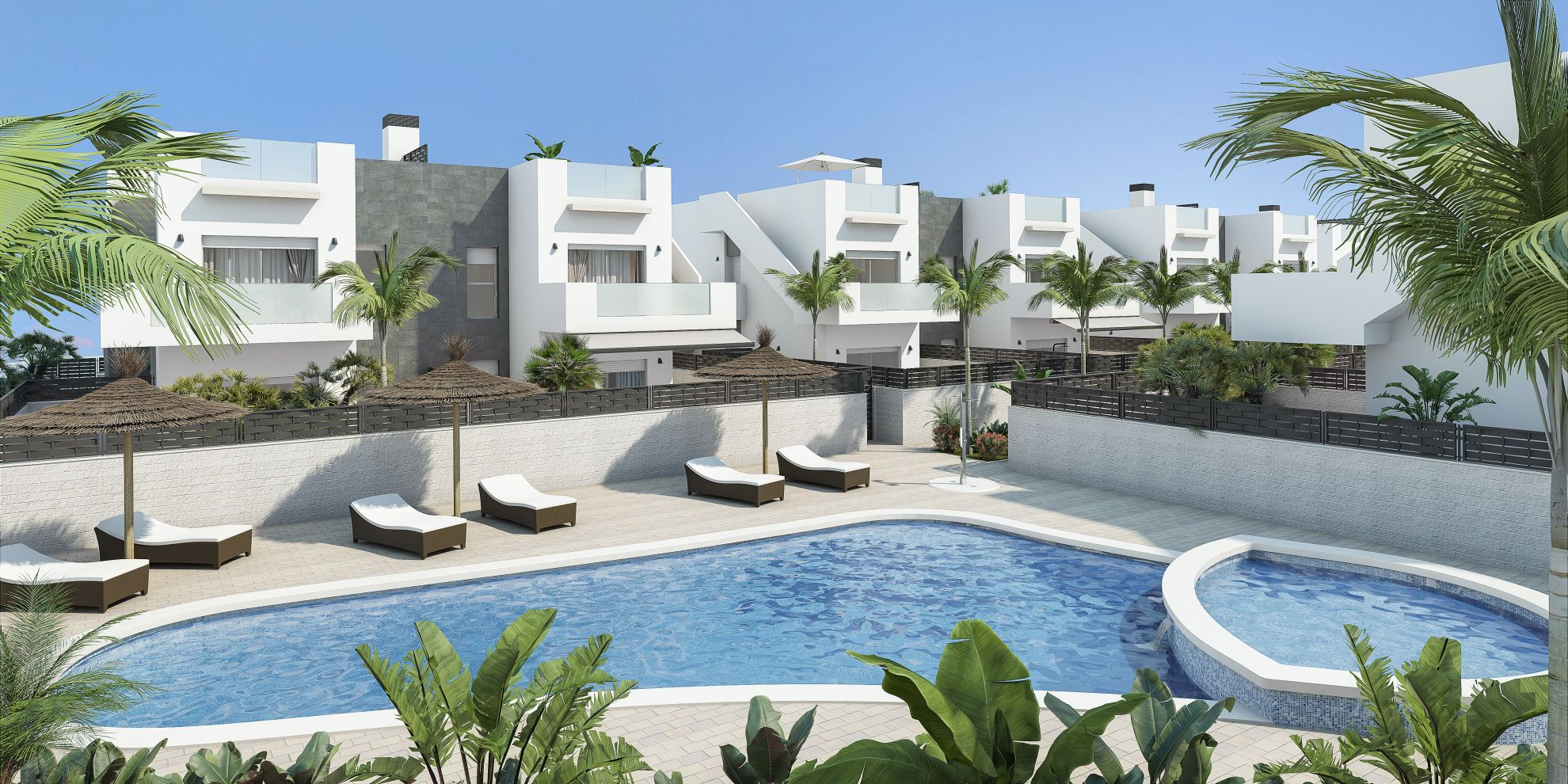 Apartments and villas luxury in Ciudad Quesada 21