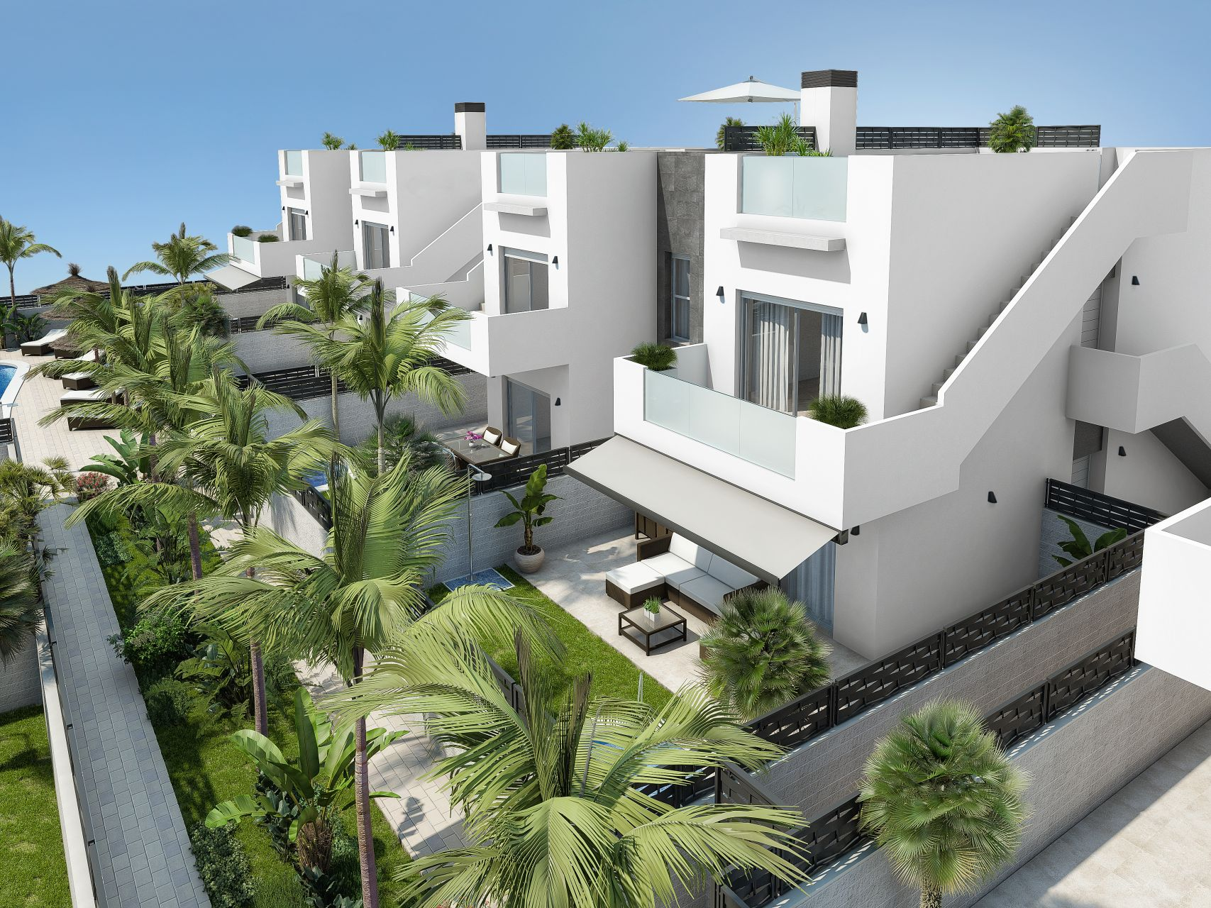 Apartments and villas luxury in Ciudad Quesada 8