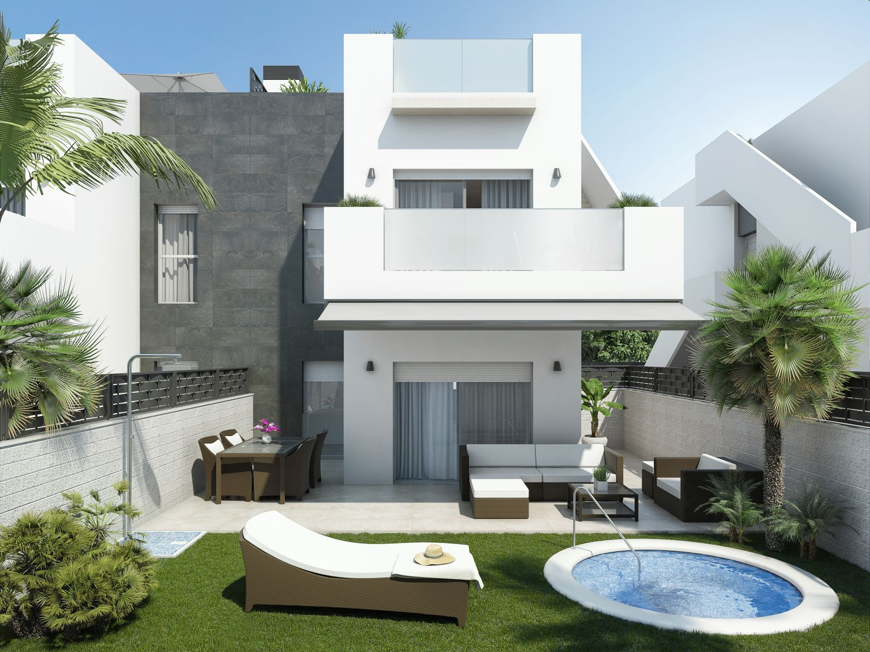 Apartments and villas luxury in Ciudad Quesada 23