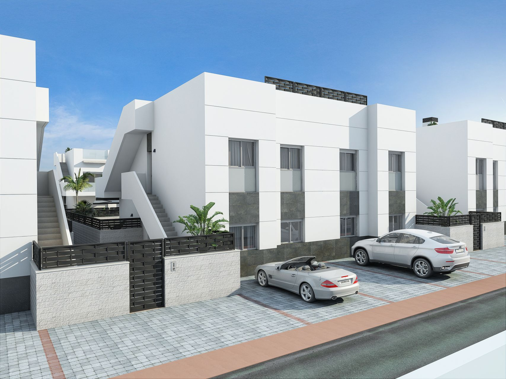 Apartments and villas luxury in Ciudad Quesada 25