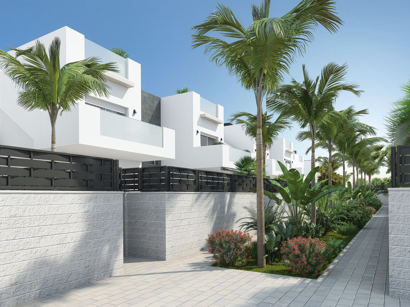 Apartments and villas luxury in Ciudad Quesada 14