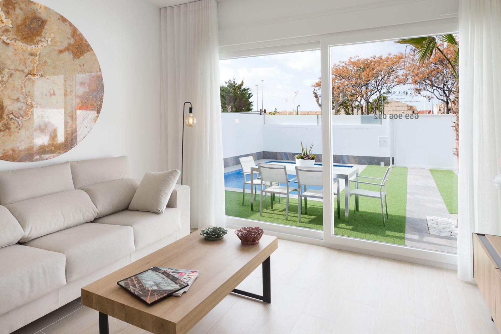 Luxury villas in San Pedro del Pinatar 1