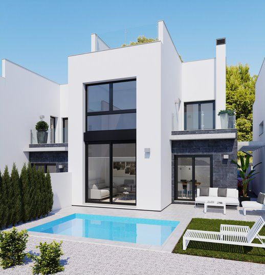Villa in Los Almendros 1