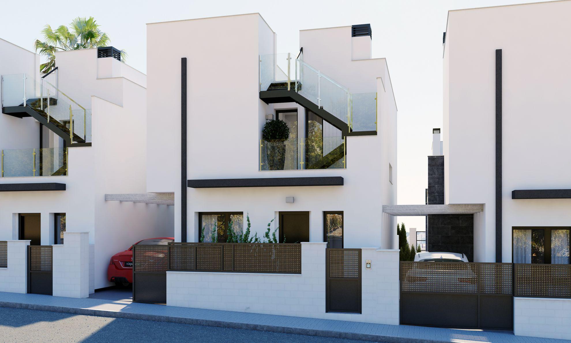 Villa in Los Almendros 11