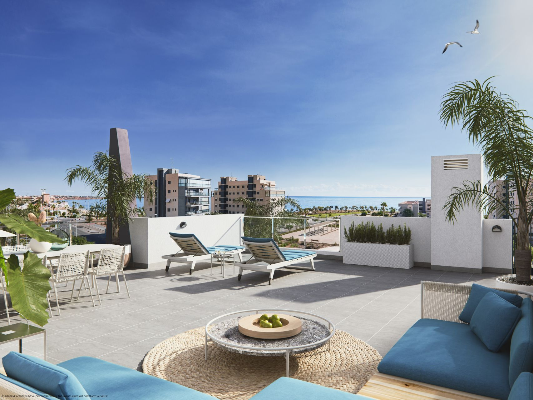 Exclusive apartments in the beautiful location of Benidorm 13
