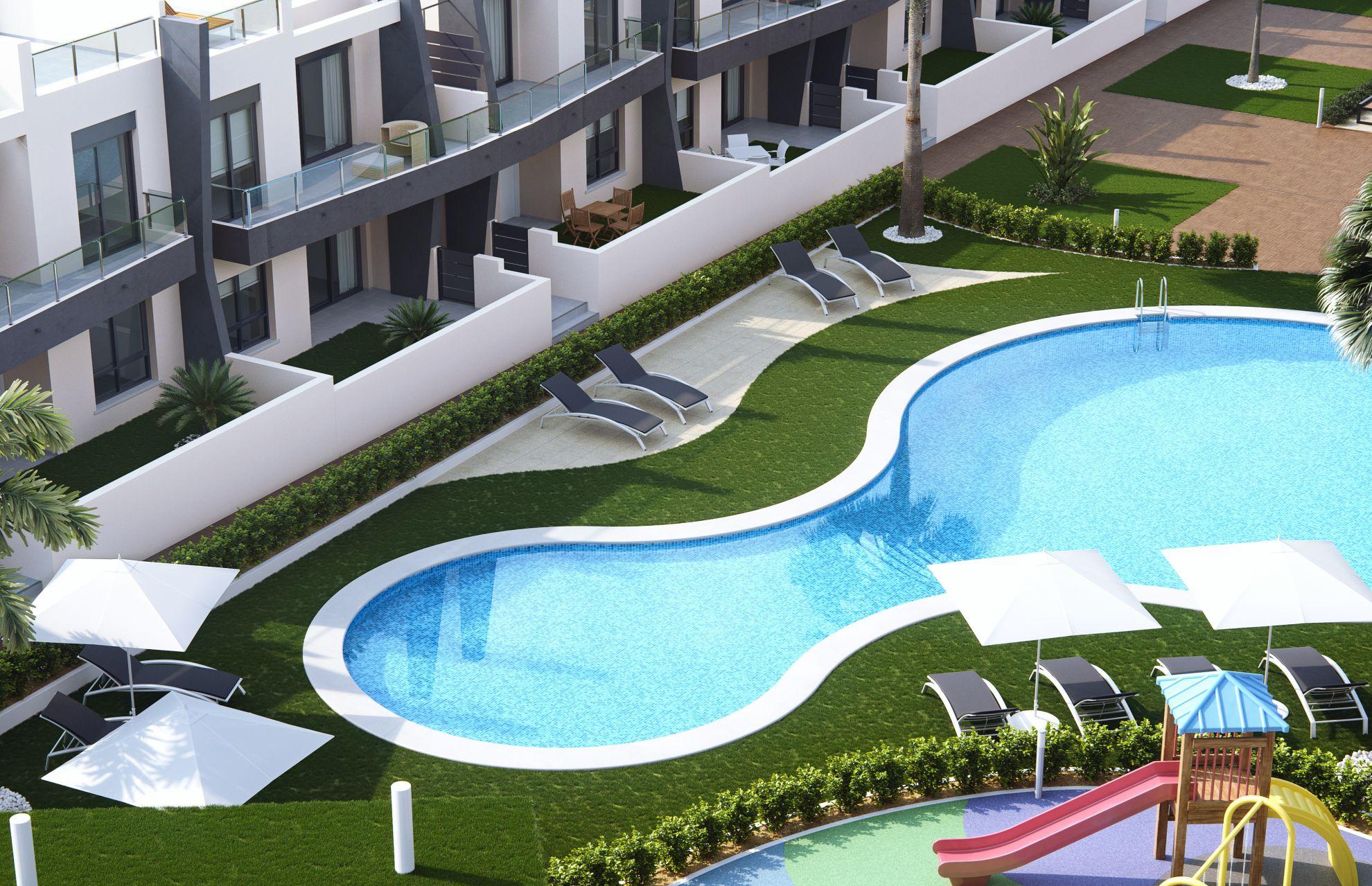 Apartamentos en Pilar de la Horadada 12