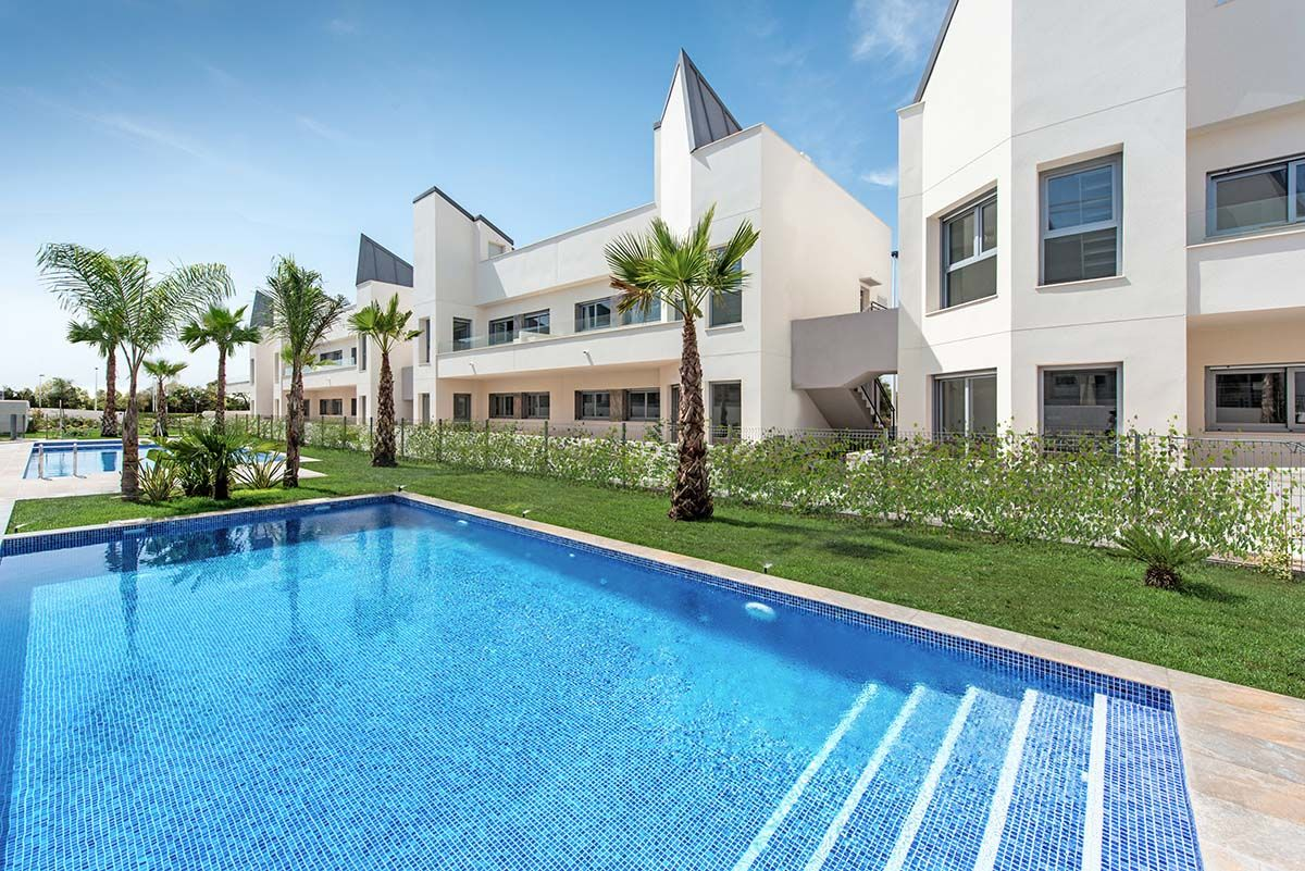 Villas and apartments in Torrevieja 1