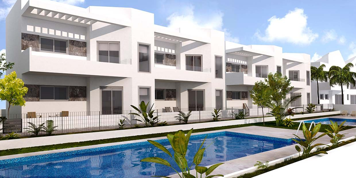 Villas and apartments in Torrevieja 2