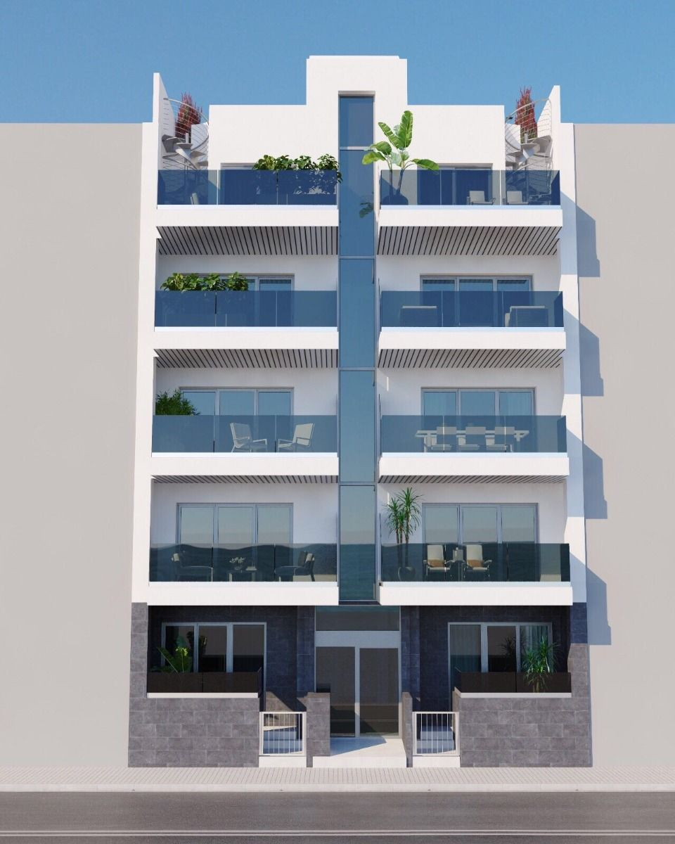 Apartments in Torrevieja 11