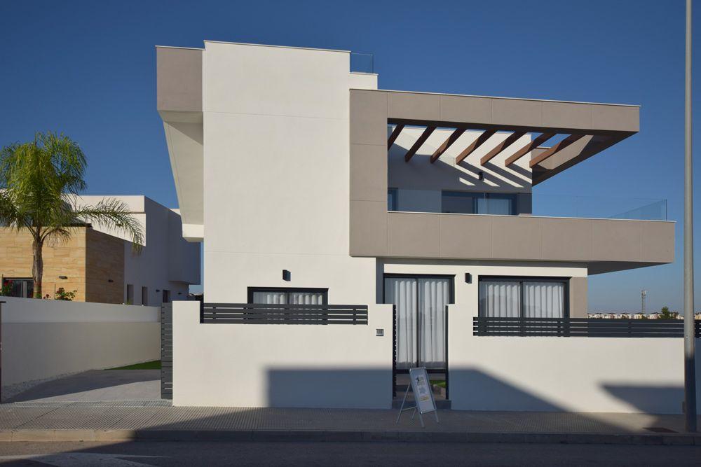 Villas in Los Montesinos 8
