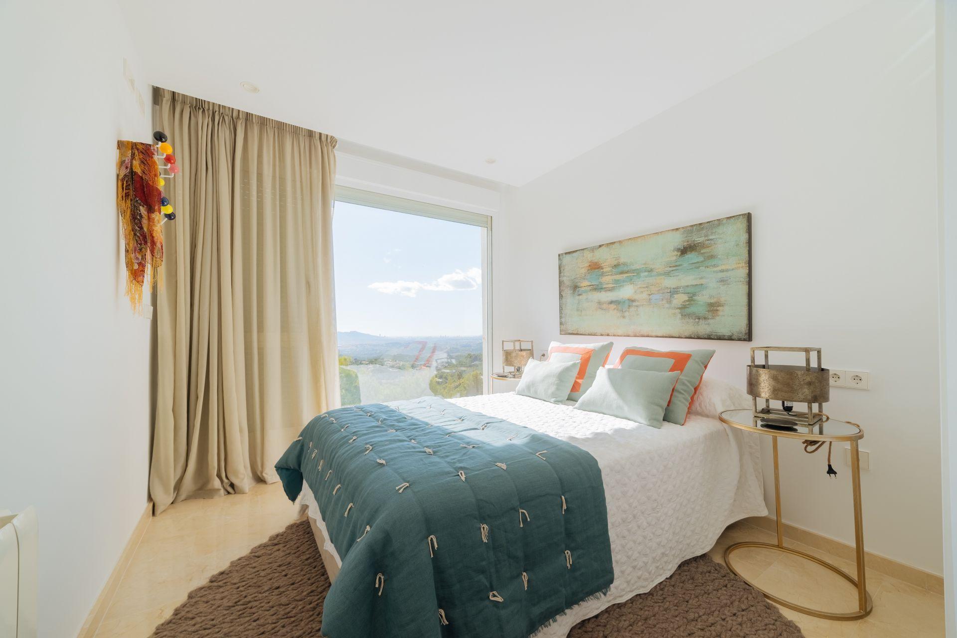 Villas with incredible views to the Mediterranean Sea in Altea 26